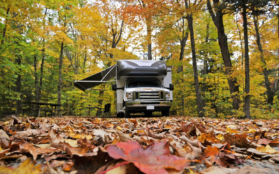 The Ultimate Guide for Fall Camping
