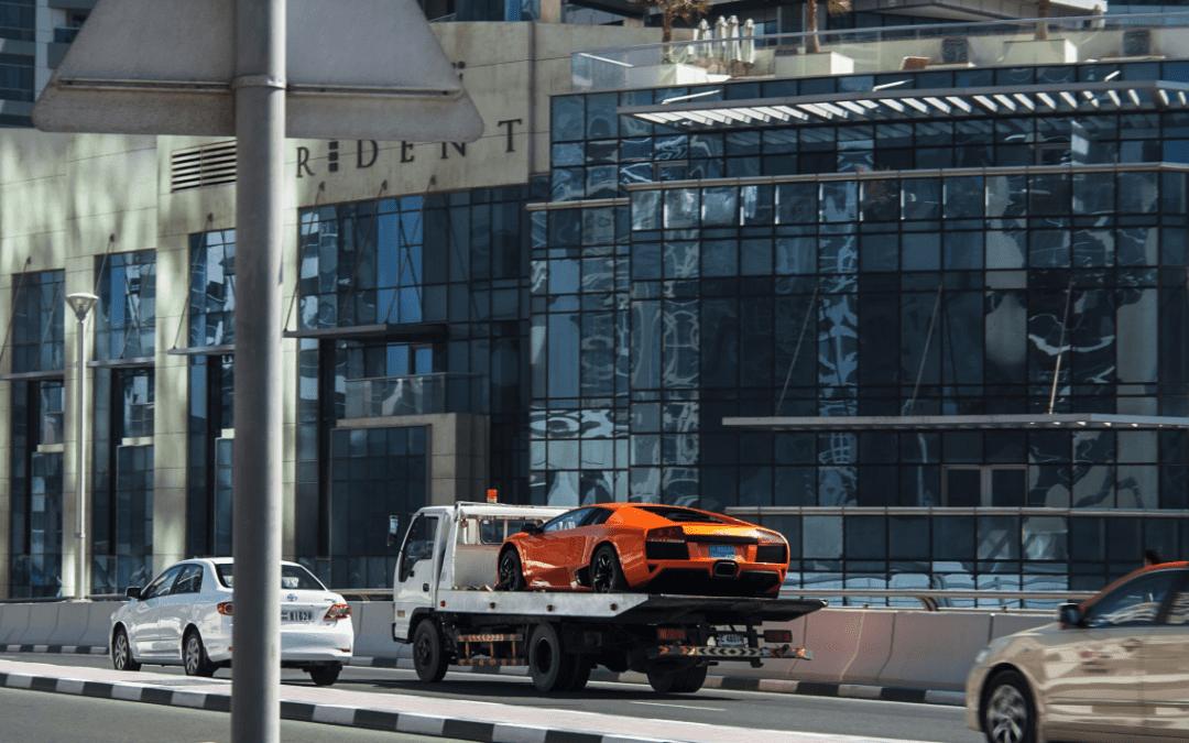 The Abandoned Supercars of Dubai