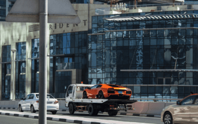 The abandoned supercars of Dubai