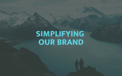 Simplifying our Brand