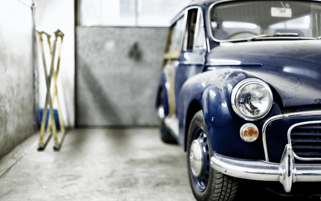 How Do I Protect My Collector Car from a Natural Disaster?