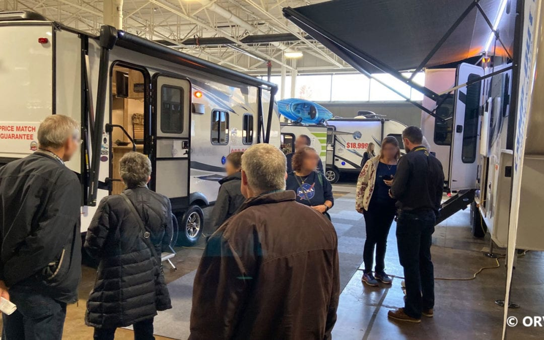 Tips for Attending Your Local RV Show