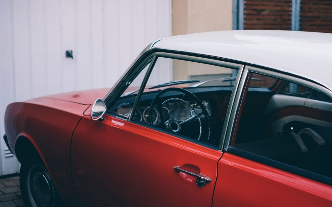 Taking Your Collector Car Out of Winter Storage