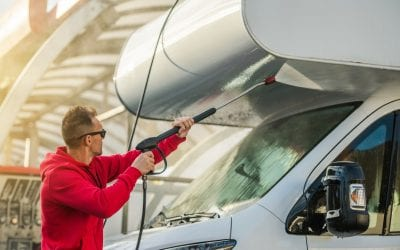 Taking Your RV Out of Winter Storage