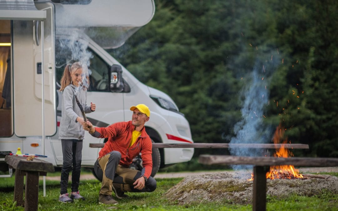 How to Choose the Perfect RV Campsite