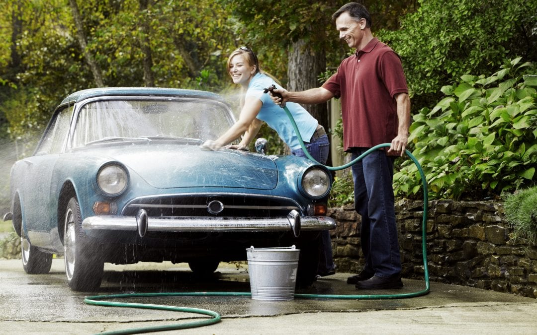How to Restore Shine on Your Vintage Vehicle's Original Paint Job