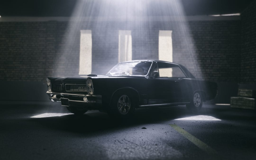 I Just Inherited a Classic Car. Now What?