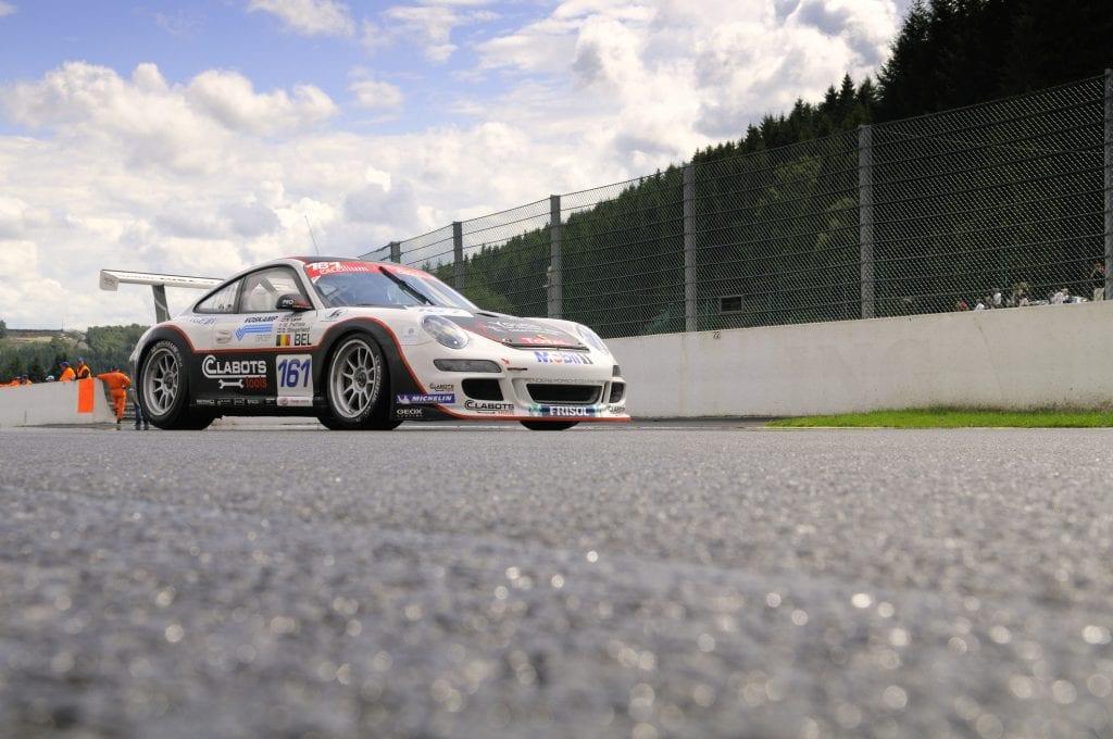 Porsche 997 GT3 Cup S race car