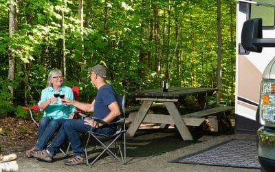 Quick Tips for Setting Up Your RV Campsite