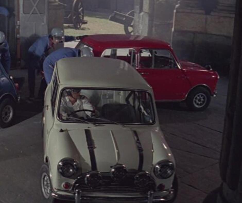 1968 Austin Mk I Mini Cooper S