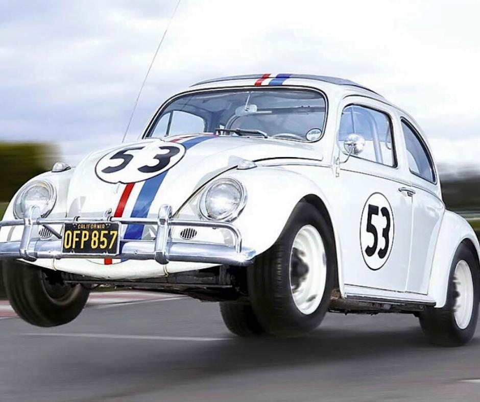 1963 Model 117 Volkswagen Type 1 Beetle a.k.a Herbie