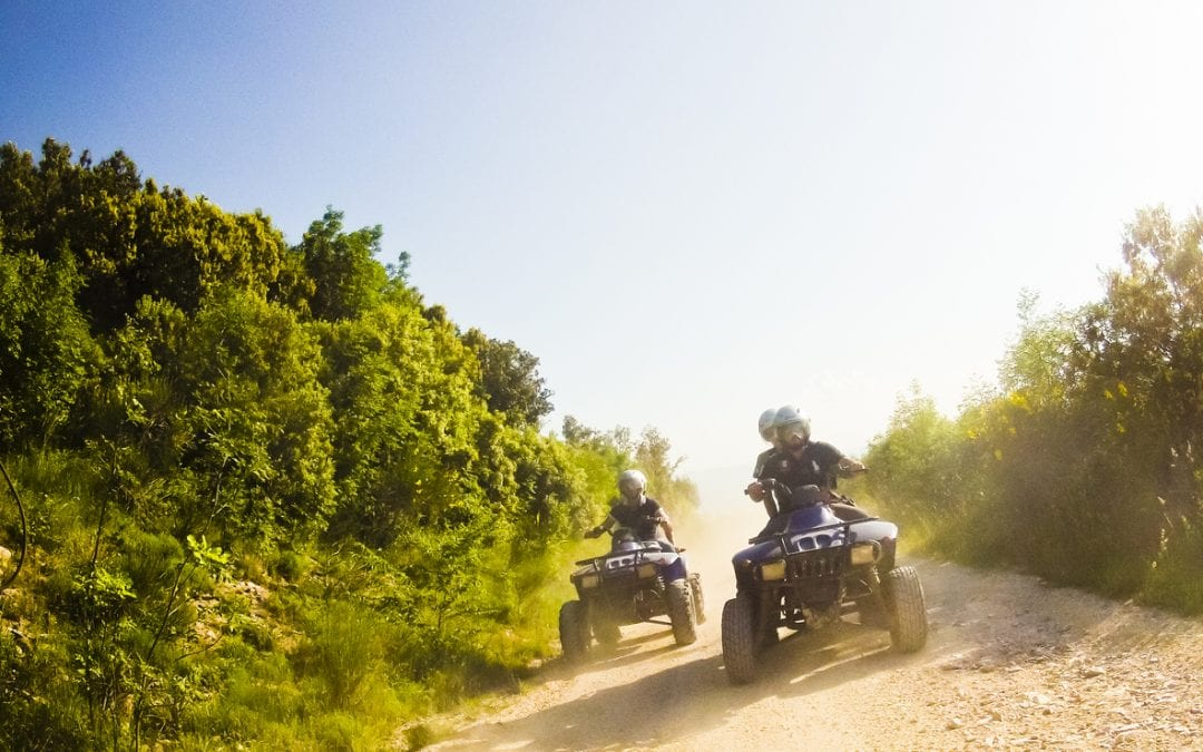 The Key to a Safe Summer of ATVing