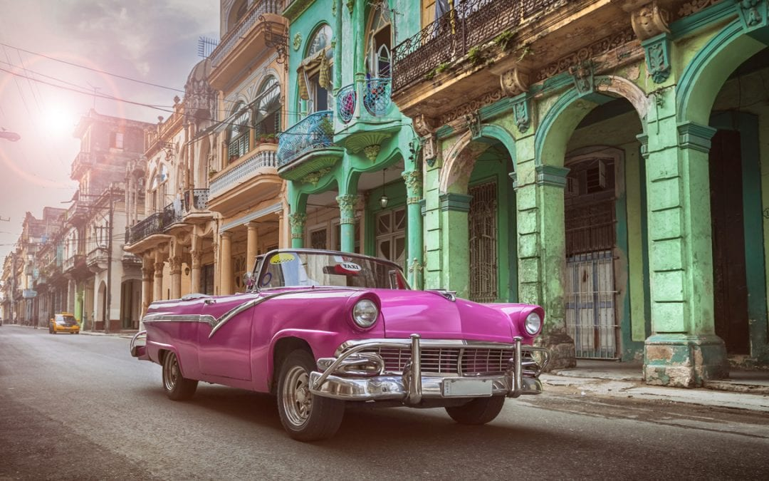 Best Vacation Destinations for Collector Car Enthusiasts