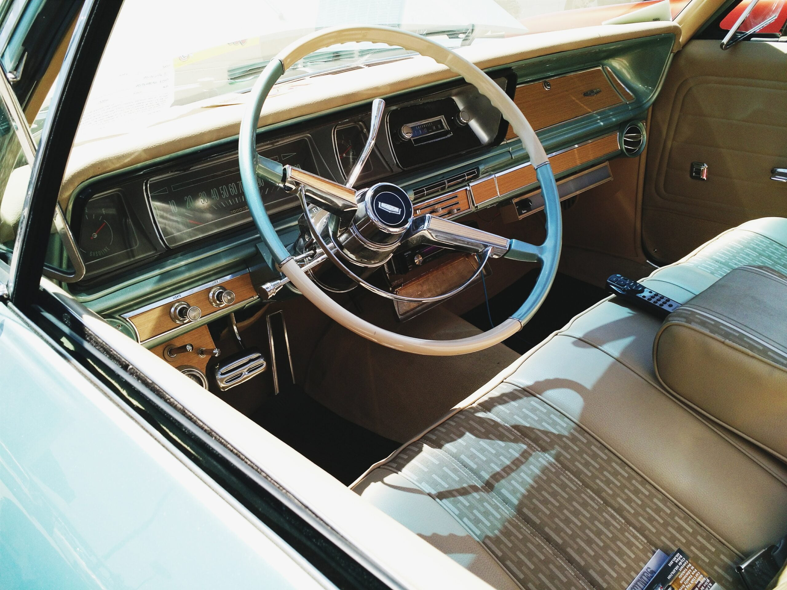 Can Classic Cars be Ergonomic
