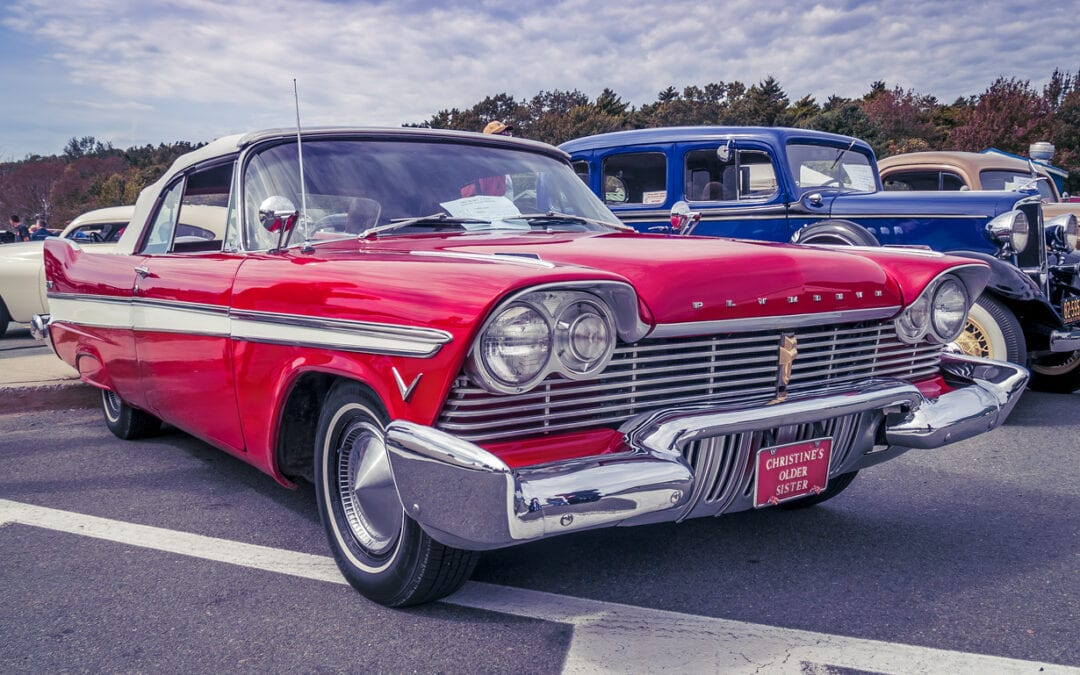Your Guide on the Different Types of Collector Cars