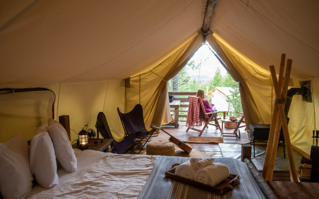 Taking A Glamping Trip For The First Time