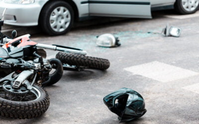 In the Event of a Motorcycle Accident or Claim