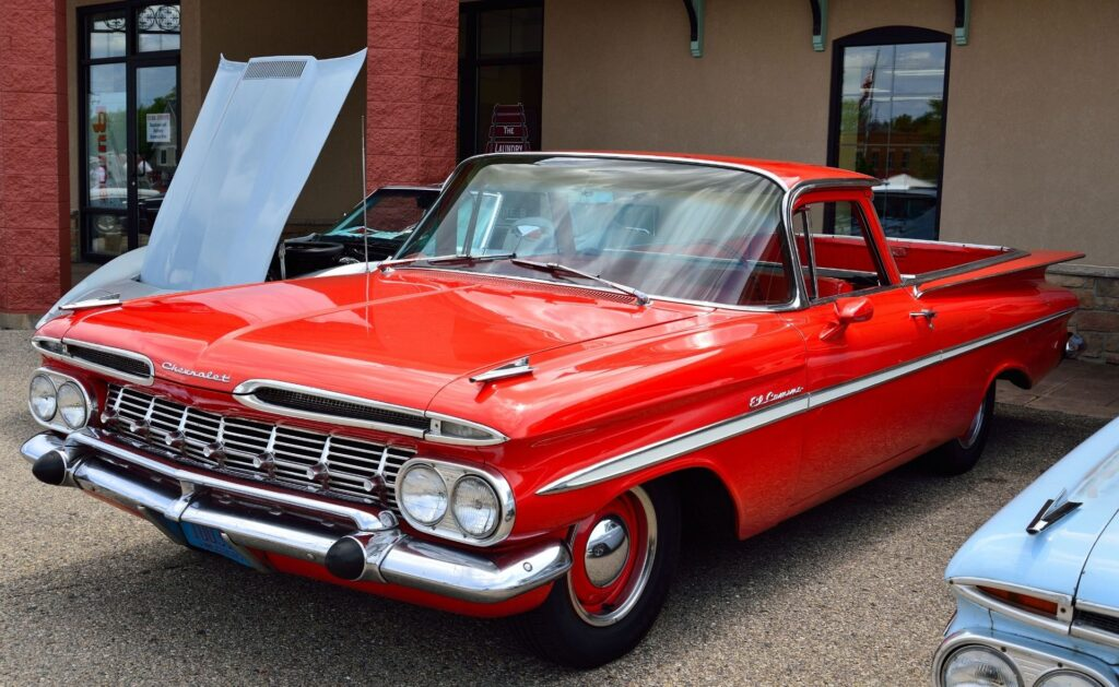 An In-Depth Look at 1959 Chevrolet El Camino