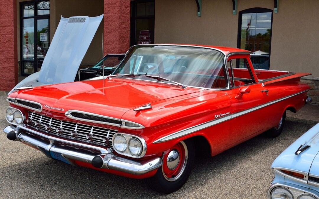 Classic Car of the Month: An In-Depth Look at 1959 Chevrolet El Camino