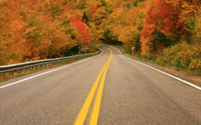 16 Scenic Drives to Take in Your Collector Car This Fall