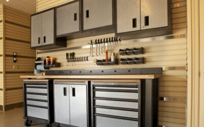5 Ways to Improve Wall Space in Your Garage