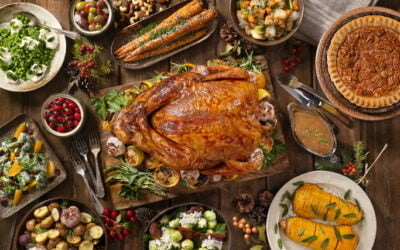 Easy Holiday Recipes You Can Make in Your RV