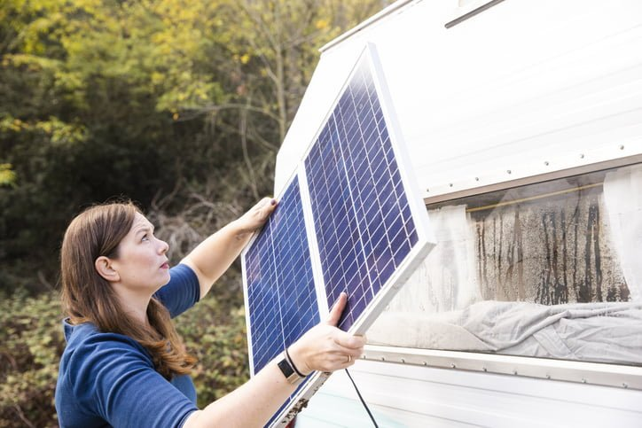 Making Your RV More Energy Efficient