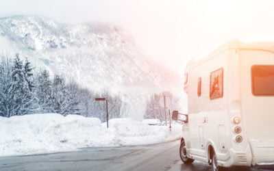 What NOT to Do When RVing in the Winter