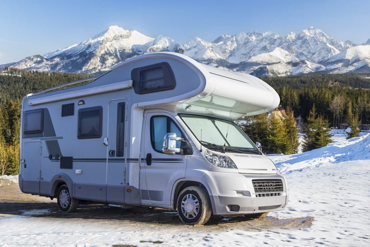 Keep Your RV's Pipes From Freezing While Out This Winter