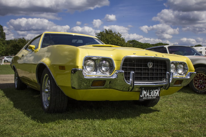 Classic Car of the Month: An In-Depth Look at 1972 Gran Torino