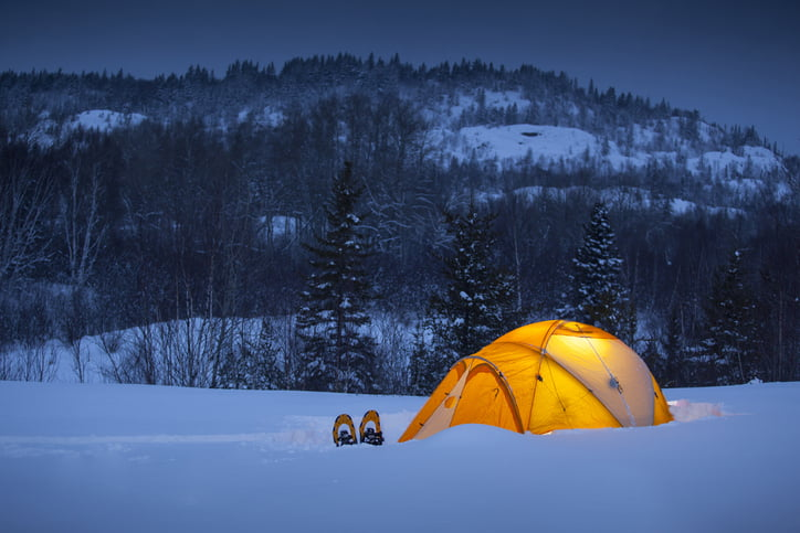 The Best Campgrounds for a Winter RV Trip