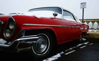 Can I Drive My Collector Car in the Winter?