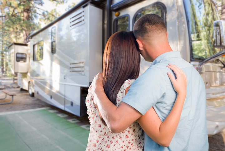 Thinking About Buying Your First RV?
