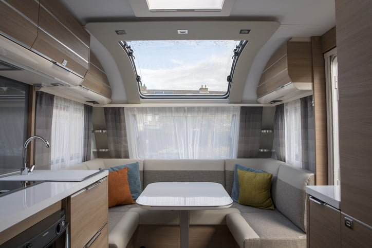 5 Simple DIY RV Projects to Work On This Winter
