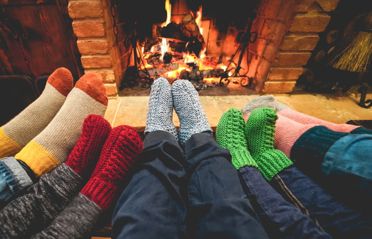 7 Ways to Make Your Home Cozy This Winter