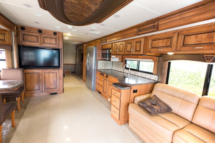 RV Flooring Options: Which is Best For You?