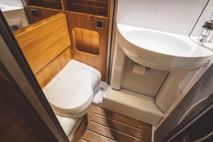 Everything You Need to Know About RV Toilets and Black Tanks