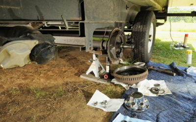 It's Important to Regularly Check Your Trailer Brakes