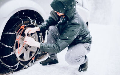 Snow Chains or Snow Socks – Which One is Better for Your RV?