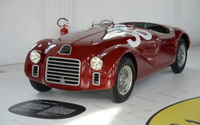 Classic Car of the Month: A Look at the 1947 Ferrari 125 S