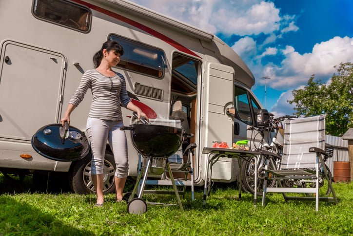 5 Great RV Grilling Recipes to Try This Spring