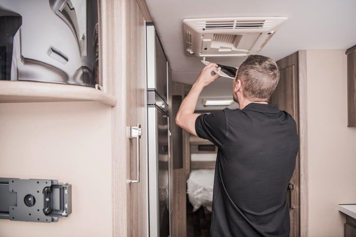 A Few Helpful RV Vent Maintenance Tips