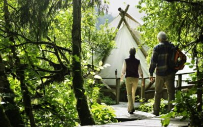 6 of the Top Glamping Spots to Visit in Canada