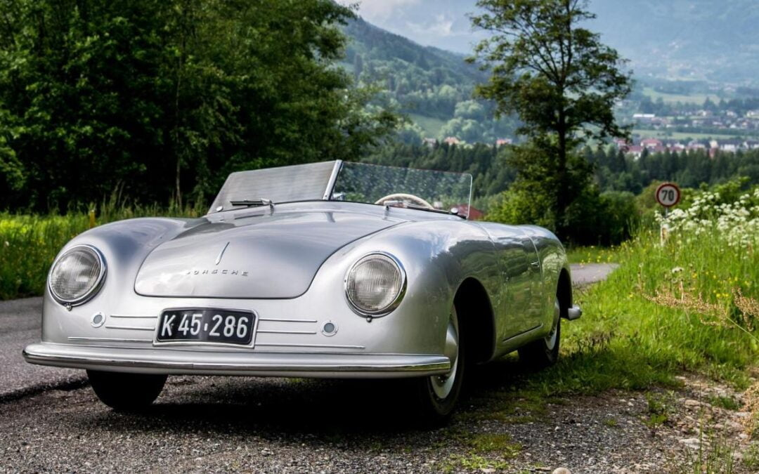 Classic Car of the Month: A Look at the 1948 Porsche 356