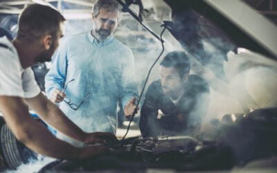 4 Signs Your Car is Overheating