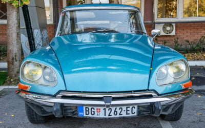 Most Popular Classic Cars Around the World