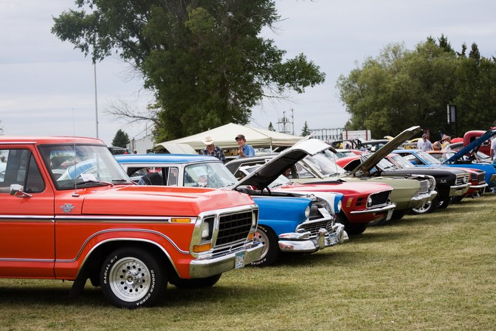 Upcoming Vintage Car Shows in Canada 2021