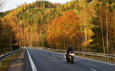 Fall for Ontario's Best Autumn Sightseeing Motorcycle Routes