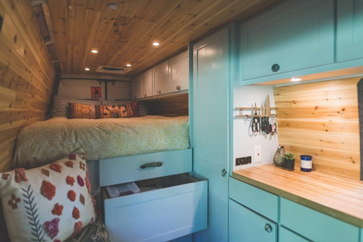 10 New Ways to Make Your RV Look Modern with DIY