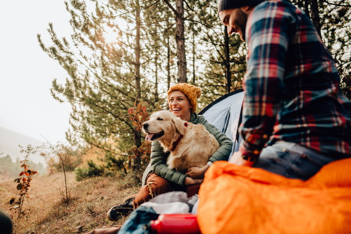 5 Items to Pack For Your Next Fall Camping Adventure